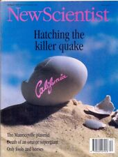 New Scientist-26 mar 1994-HATCHING THE KILLER QUAKE.