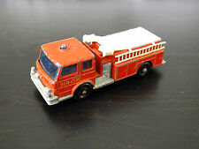Lesney Matchbox Series 29c - Fire Pumper Truck