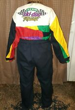 Rare Vintage Ski-doo Team Ski-doo Racing Snow Suit Size M