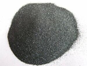 200 g (F16 - F1000 Grit) Black Silicon Carbide (SiC, C48), Abrasive, Polishing,