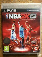 NBA 2K13 (medio desgarro En Celofán) - UK release sellado de fábrica!