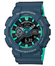 Casio G-Shock *GA110CC-2A Navy and Sax Blue Anadigi Watch for Men COD PayPal