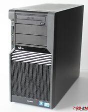 Fujitsu CELSIUS R570-2 Intel XEON QUAD Core E5640 2,66Ghz 8GB RAM - 320GB - DVD