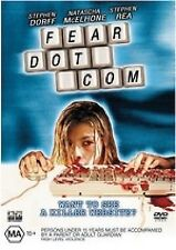 A8 BRAND NEW SEALED Fear Dot Com (DVD, 2005)