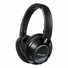 Philips Noise Cancelling Headphones Black SHB9850NC *australian Stock*