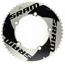 SRAM TT/TRI 55T+42T 2x11 Spd Chainring Set, Red/Force/Rival 22, Red22 Force22