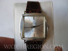 RARE OMEGA MENS LADIES DE VILLE DEVILLE MIDSIZE AUTOMATIC WATCH 31MM SERVICED