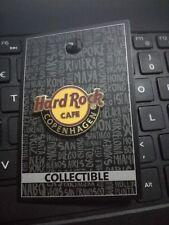 HARD ROCK CAFE COPENHAGEN CLASSIC LOGO PIN