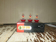 FC BARCELONA 2015/16 SUBBUTEO TOP SPIN TEAM
