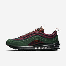 "3db11da1c4 Men's Nike Air Max 97 NRG ""Jacket Pack"" Size-10 Green Red Black"