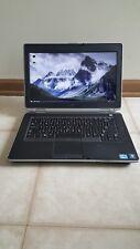 Dell Latitude E6430 Laptop Core i5 2.80Ghz 250GB 4GB RAM Linux Mint Webcam