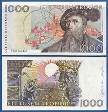 SCHWEDEN / SWEDEN 1000 Kronor (1992) UNC  P. 60