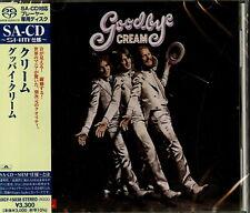 CREAM-GOODBYE-JAPAN SHM-SACD G88