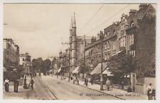 Hampshire postcard - Southampton - London Road - LL No. 67