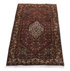 Bidjar 158 X 100 CM Durable Hand-Knotted Oriental Carpet oriental Bridge