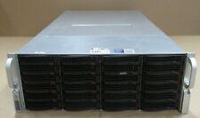 """Supermicro SuperChassis CSE-847 36x 3.5"""" Bays E5-26xx V2 X9SRL-F 1.01 Server CTO"""