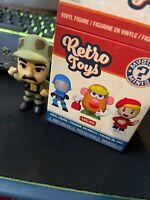 Retro Toys Funko Mystery Minis Vinyl Figures Leatherneck 1/6 GI Joe