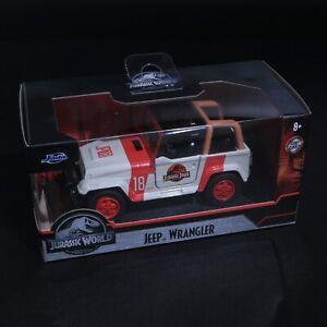Jada - Jurassic World - Jeep Wrangler - 1:32 - Brand New