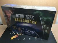 Star Trek: Ascendancy the Board Game - Gale Force Nine (Genuine Sealed)