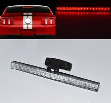 Universal 18 Red LED Left/Right Turn Signal Rear Stop Running Third Brake Light