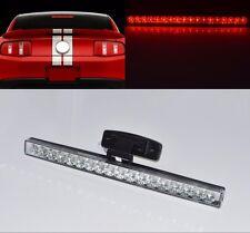 Universal Red 18 LED Car Third Brake Reverse Tail Lamp Turn Signal Light Bar