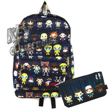2017 NYCC EXCLUSIVE Loungefly STRANGER THINGS BACKPACK + PENCIL CASE SET