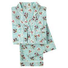 Cath Kidston X Disney Mickey & Minnie Corazón Pijamas largo vendido Ltd Edition