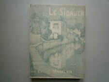 1928 HENRI LE SIDANER CE CAMILLE MAUCLAIR 2 POINTES SECHES  210 ILLUSTRATIONS
