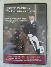 Brett Parbery: The Professionals' System- PRELIMINARY Dressage DVD Eventing