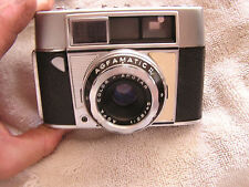 Vintage Agfa  Agfamatic II Prontormator Made in Germany with Case
