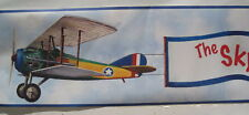 """AIRPLANES FLYING PLANES  Wall Border 8 1/2 """""""
