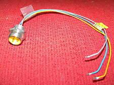 Brad Harrison - #1R4006A42A1208 - 4 Pin, 3 Wire, Male Receptacle