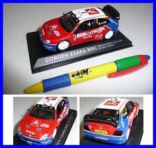 CITROEN XSARA WRC RALLY Model 1/43 MONTE-CARLO 04 DieCast MODEL New MINT PERFECT