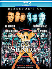 Any Given Sunday    *Brand New*  (Blu-ray Disc, 2009)