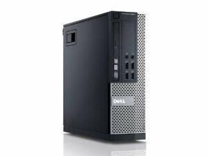 DELL FAST OPTIPLEX 3020 INTEL CORE i5-4570 @ 3.2GHZ 8 GB 3 TB DVDRW WIN 10
