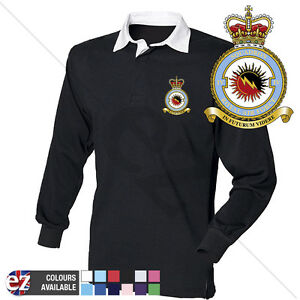 RAF 4 Squadron - RAF Rugby Shirt Long Sleeve