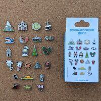Tiny Kingdom Pin 2019 Disneyland Series 1 Limited Release LR [Pick one]