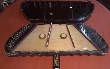 Sitar con decorazione a cineserie fine '800 cm 78x32x11 Antikidea