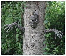 Scary Tree Man Outdoor Halloween Decoration Party Graveyard Prop Haunted House