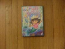 Kids dvd:Dora the Explorer-Dora Saves the Mermaids,3 episodes-FishWater,Treasure