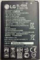 New OEM LG BL-49JH Battery K3 LS450 K4 VS425 K120 Spree K121 K130 Zone 3 VS425PP