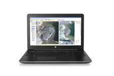 "HP ZBook 15 G3 2.6GHz I7-6700HQ 15.6"" 1920 x 1080Pixel Nero Workstation mobile"