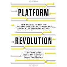 Platform Revolution How Networked Markets Transforming Hardback Book by G.Parker