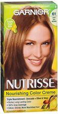 Garnier Nutrisse Haircolor - 61 Mochaccino (Light Ash Brown) 1 Each (Pack of 2)