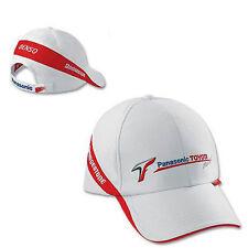 TOYOTA F1 TEAM CAP WHITE PANASONIC TOYOTA RACING FORMULA 1