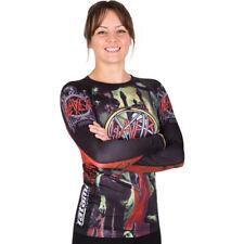 Tatami Fightwear Ladies Slayer Reign In Blood Long Sleeve BJJ Rashguard