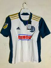 Adidas Mls Youth Jersey Philadelphia Union White Sz L