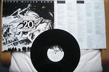 Steve Miller Band-Living in the 20th Century/LP con OIS