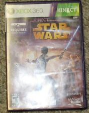XBOX360 Kinect Star Wars game
