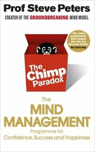 The Chimp Paradox: The Mind Management Prog... by Professor Steve Pete Paperback